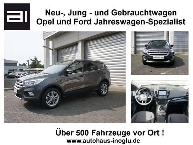 Ford, Kuga, 1.5 Titanium Xenon Navi TLeder Lenk/Shzng