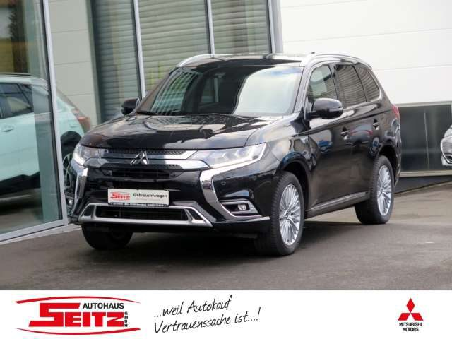 Outlander, Plug-in Hybrid PHEV Top 4WD 2.4 EU6d-T Leder LED N