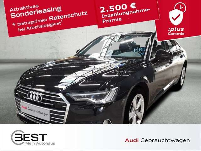 Audi, A6, Limousine 50 TDI quattro sport MATRIX, PANO, AHK,