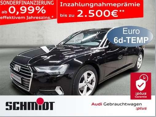 Audi, A6, Avant 40 TDI Sport AHK, Pano, Navi+, Mem. Sitz.,
