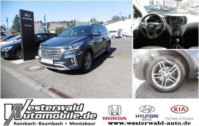 Grand Santa Fe, 2.2 CRDI 4WD Premium AT / 7-Sitzer