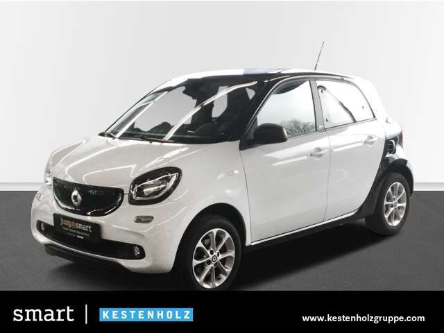 smart, forFour, passion+Pano+Sitzheizung+MFL