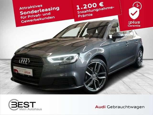 Audi, A3, Sportback 35 TFSI sport LED, OPTIKPAKET, DAB, NAVI