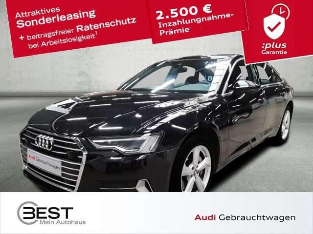 Audi, A6, Limousine 50 TDI quattro sport MATRIX, PANO, LEDER
