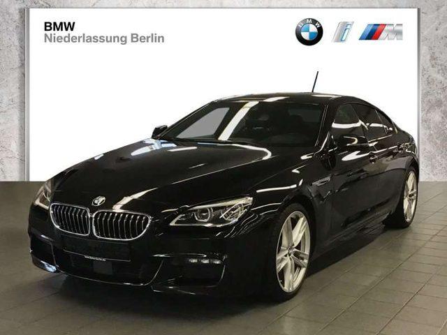 BMW, 640, d xDrive Gran Coupé EU6 Aut. M Sport NaviPr.
