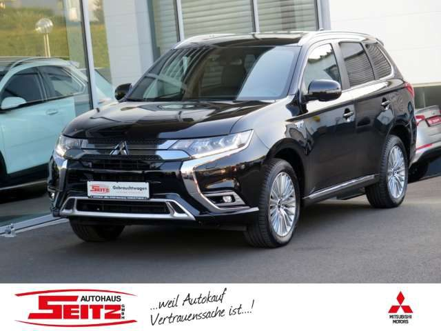 Outlander, Plug-in Hybrid PHEV Top 4WD 2.4 EU6d-T Leder LED S