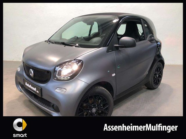 smart, forTwo, electric drive passion **Sleek-Style