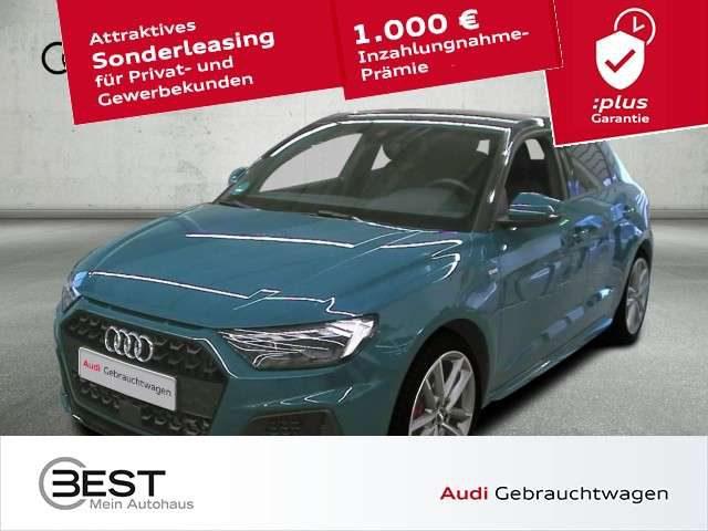 Audi, A1, Sportback 40 TFSI S-Line VIRTUAL, LED, OPTIKPAKET,