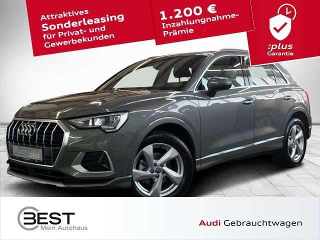 Audi, Q3, 1.5 TFSI advanced LED, NAVI+, VIRTUAL, LM18ZOLL, P