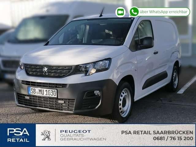 Peugeot, Partner, Premium 1.5 BlueHDi 130 L2 EHZ S&S Navi   PDC   AH