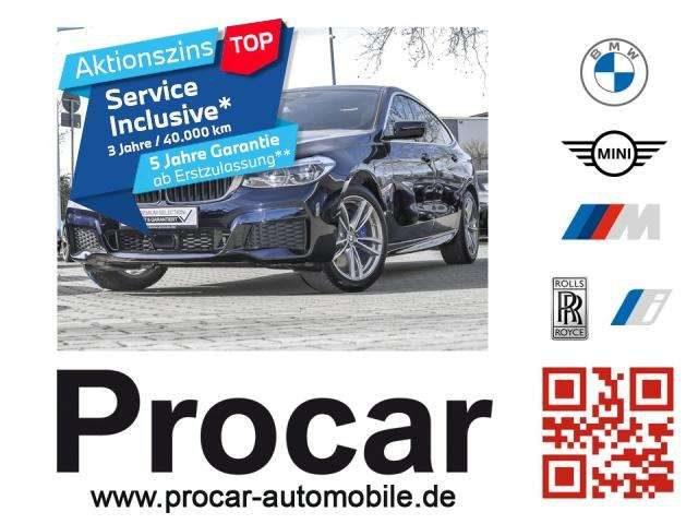BMW, 640, 6er Gran Turismo d M Sport DA+ PA+ HuD
