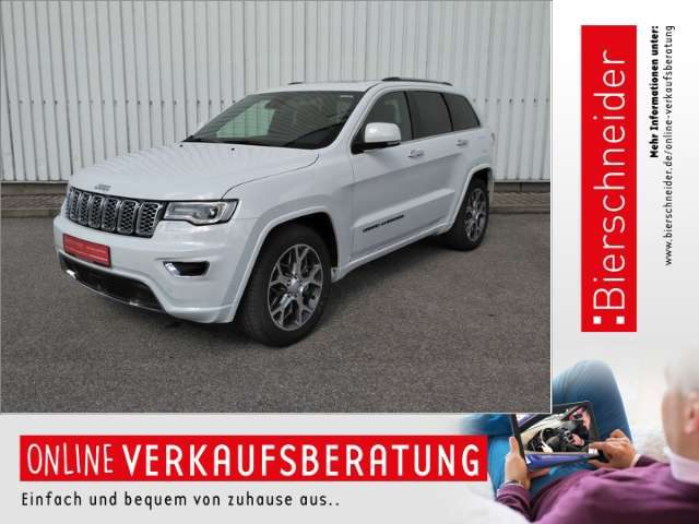 Grand Cherokee, 3.0I V6 Automatik 4WD Overland LEASING 479,- EUR M