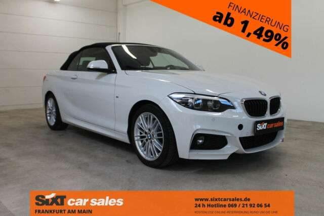 BMW, 220, iA M Sport Navi|ParkPilot|Sitzhzg