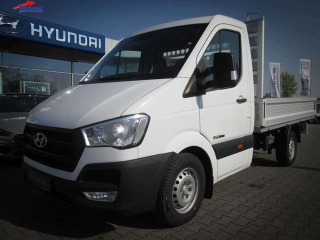 Hyundai, H 350, H350 Profi L2 Pritsche + Euro 6 + Klima + uvm +