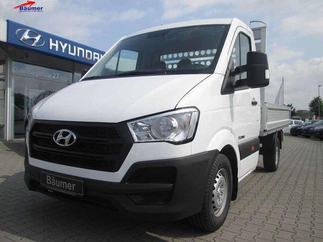 Hyundai, H 350, H350 Profi L2 Pritsche + Bluetooth + Tempomat +