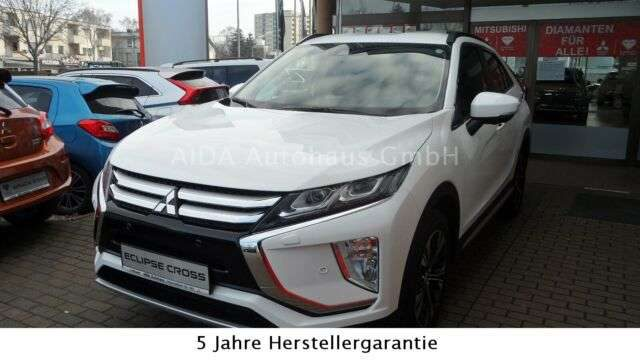 Eclipse Cross, Eclipse Cross 2WD 1.5T Intro MT