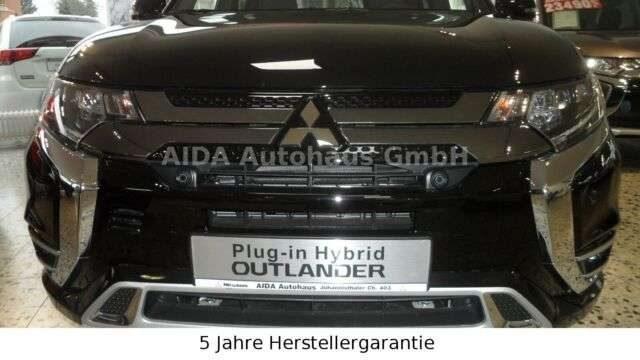 Outlander, Plug-in Hybrid 2.4 4WD Top