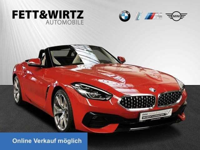 Z4, sDrive20i Sport Line Leas. ab 499,- br.o.Anz.