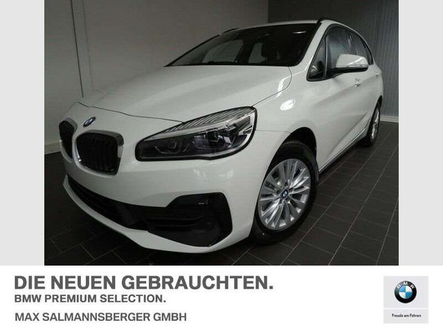 BMW, 218, d Advantage LED Bluetooth Navi