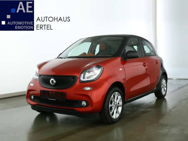 forFour, 66KW PASSION Panoramadach LED EPH Komfort Tempomat