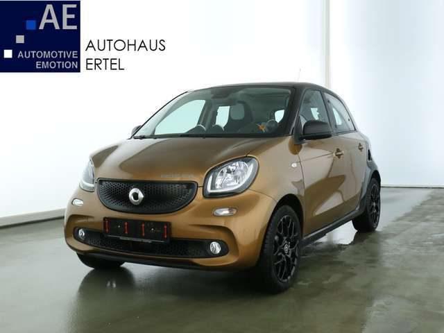 forFour, Electric Drive/EQ PASSION Sleek-Style-Paket Navi
