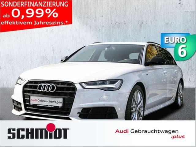 Audi, A6, Avant 1.8 TFSI S line Black Edition BOSE, Navi, L