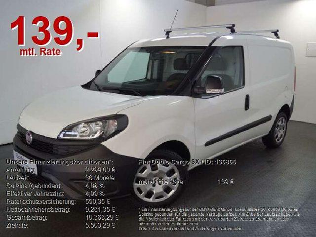Doblo, Cargo SX 1,3 MJT 95 PS Euro 6 Klimaanlage