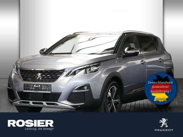 Peugeot, 5008, GT 2.0 BlueHDi 180 EAT8 AKTIVSITZE ACC