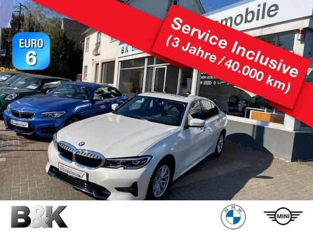 BMW, 320, d Sport Line G20 LiveCockpit Leas 349.-o.A.