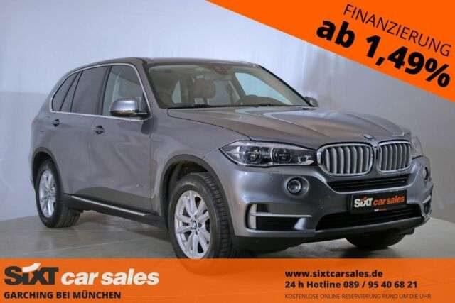 BMW, X5, xDrive40d NAV|LEDer|DDC|Sportsitze|HUD|HiFi