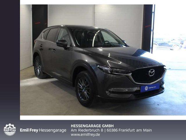 Mazda, CX-5, SKYACTIV-G 165 AWD Aut. Exclusive-Line