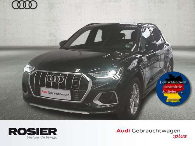 Audi, Q3, 35 TDI Advanced LED VC Spur+Totw. Navi+ So