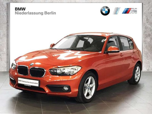 BMW, 116, i 5-Türer EU6 Klimaaut. Sitzheizung PDC Alu