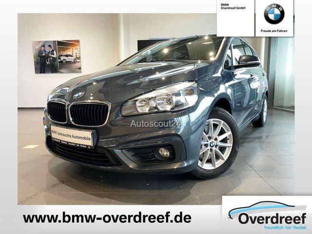 BMW, 218, i Gran Tourer Advantage Aut. Klima Navi PDC