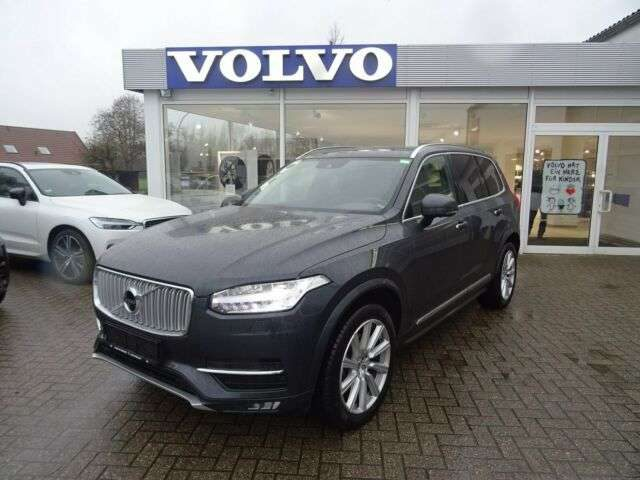 Volvo, XC90, T6 AWD Inscription 360°-Cam/Harman&Kardon