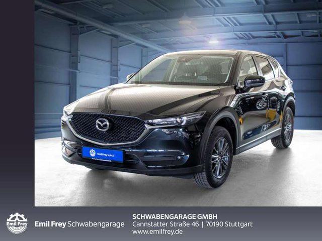 Mazda, CX-5, AWD Aut. Exclusive-Line HuD Navi