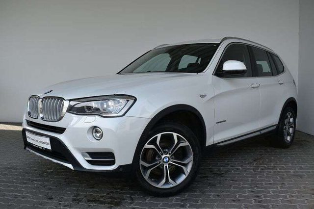 BMW, X3, xDrive 30dA xLine NaviPro.Xenon.AHK.RFK.Glasd