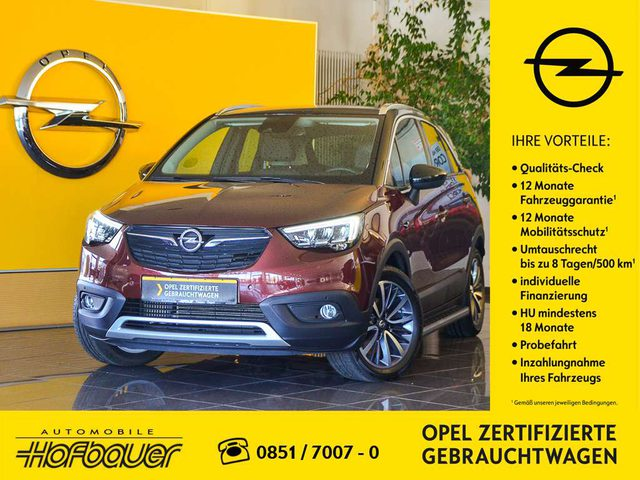 Crossland X, 1.2 Direct Injection Turbo Start/Stop Ultimate