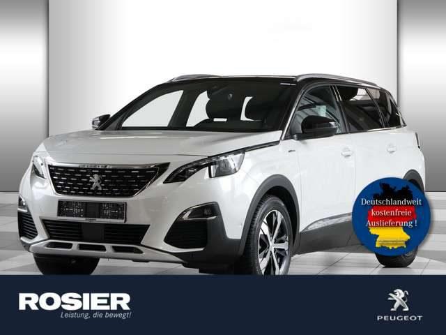 Peugeot, 5008, 1.6 PureTech 180 GT-Line AHK LED
