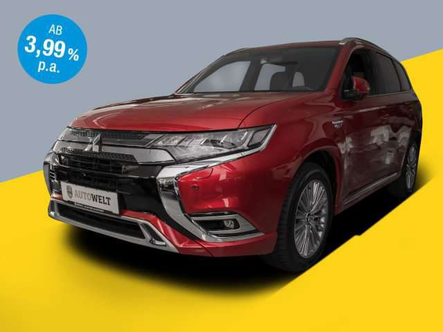 Outlander, Plug-in Hybrid Intro-Ed. LED+Leder+PDC