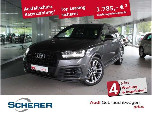 Audi, Q7, 50 3 x S Line, AHK, Pano, Assist, Matrix