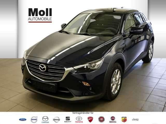 Mazda, CX-3, SKYACTIV-G 121 FWD Aut. Exclusive-Line Navi ACAA