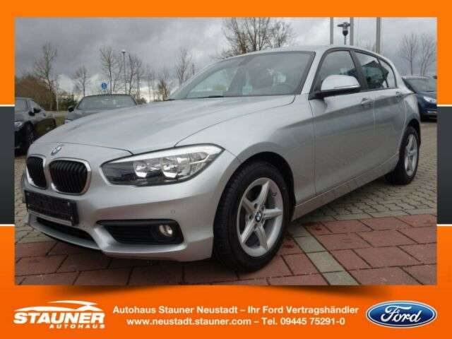 BMW, 116, d Advantage 5-trg.,Navi,Klima,SHZ,PDC