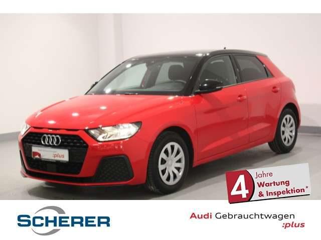 Audi, A1, Sportback 1.0 TSI*S-tronic*PDC*Navivorb*VC*phone b