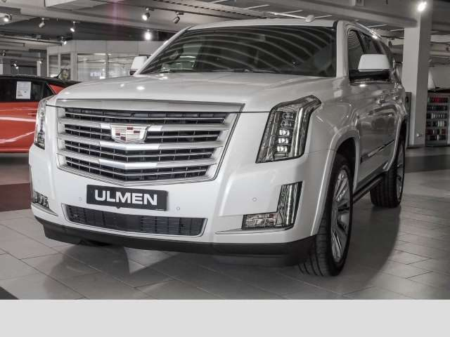 Escalade, Platinum 6.2 V8 8-AT 7-Sitzer Europamodel