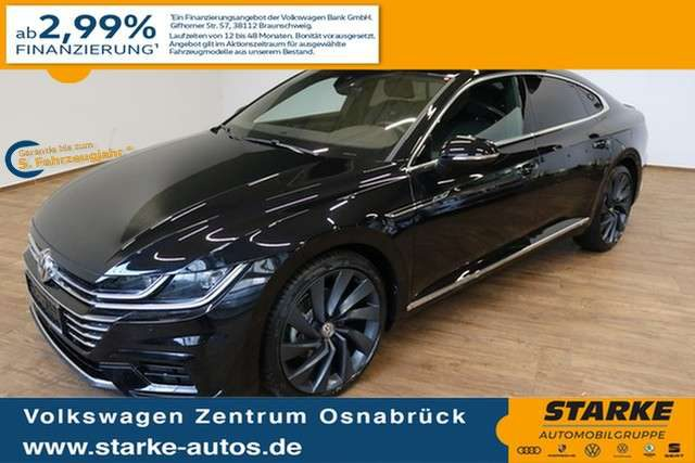 Volkswagen, Arteon, 2.0 TDI SCR DSG R-Line