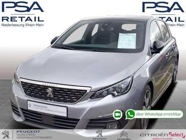 Peugeot, 308, PureTech 225 EAT8 S&S GT *3D-Navi*Pano*DENON*