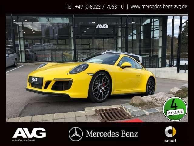 Porsche, 911, (991) Carrera 4GTS 3.0 SportChrono/PDLS/PTV+ SHD