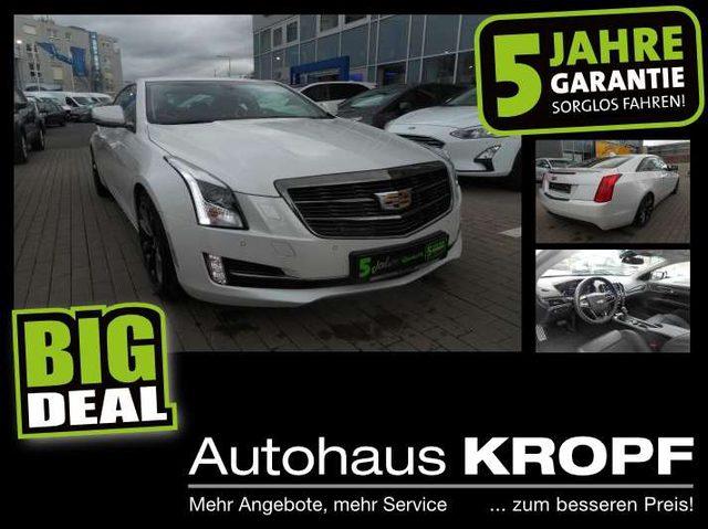 Cadillac, ATS, Coupe 2.0 Turbo Luxury Xenon Recaro Navi