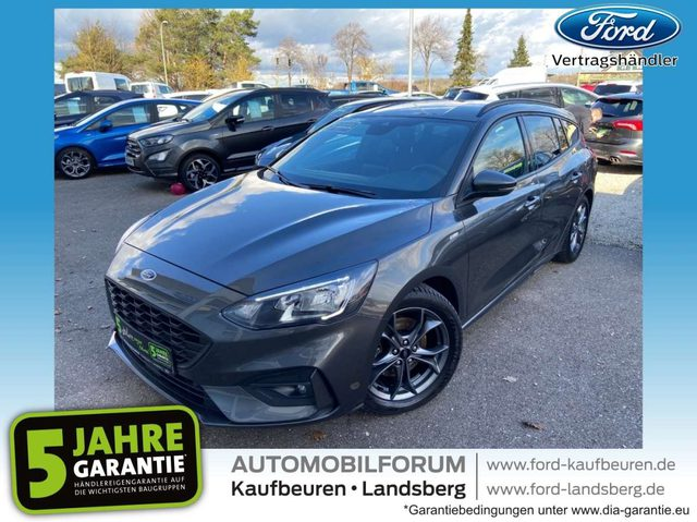 Ford, Focus, Turnier 1.5 EcoBlue ST-Line Navi PDC Sitzh